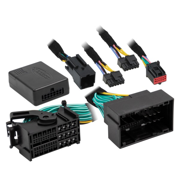 Axxess Stop And Start Override Interface For Chrysler 2015 And U