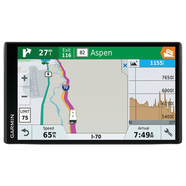 "Garmin Rv 770 Lmt-s 6.95"" Travel Planner & Gps"