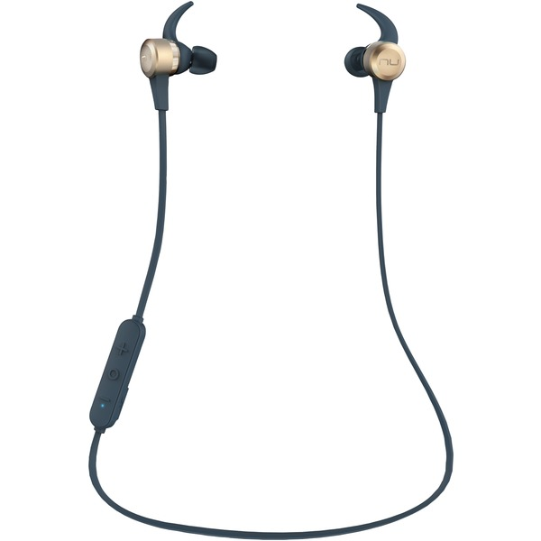 Nuforce Be Live5 Bluetooth Audiophile In-ear Earbuds With Microp