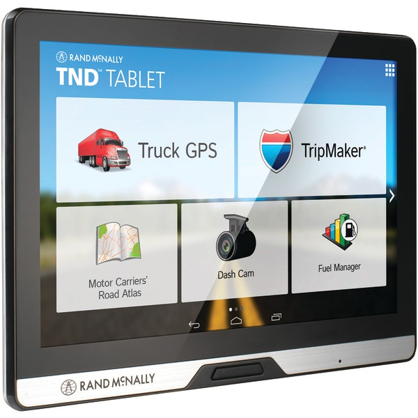 "Rand Mcnally Intelliroute 8"" Tnd Tablet 80 With Built-i"