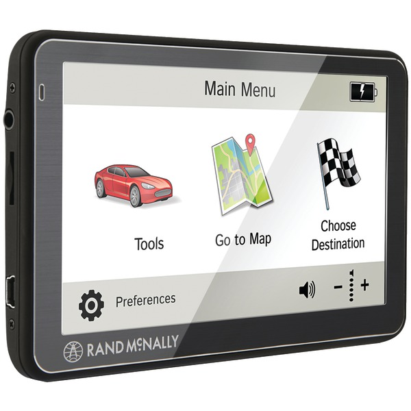 "Rand Mcnally Road Explorer 5 5"" Advanced Car Gps With F"