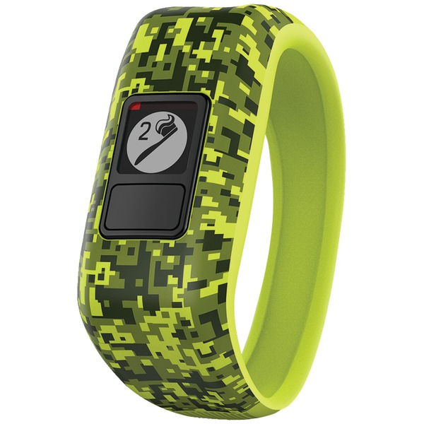 Garmin Vivofit Jr. Fitness Band (digi Camo)