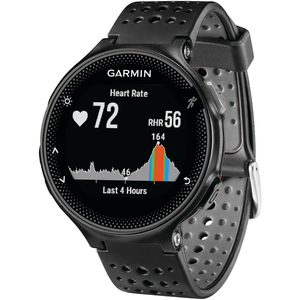 Garmin Forerunner 235 Gps Running Watch (black And Gray)