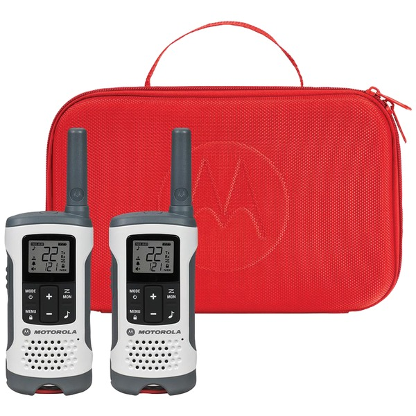 Motorola 25-mile Talkabout T280 Emergency Preparedness Edition 2