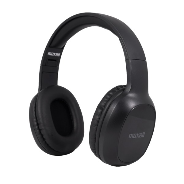Maxell Bass 13 Bluetooth On-ear Headphones With Microphone