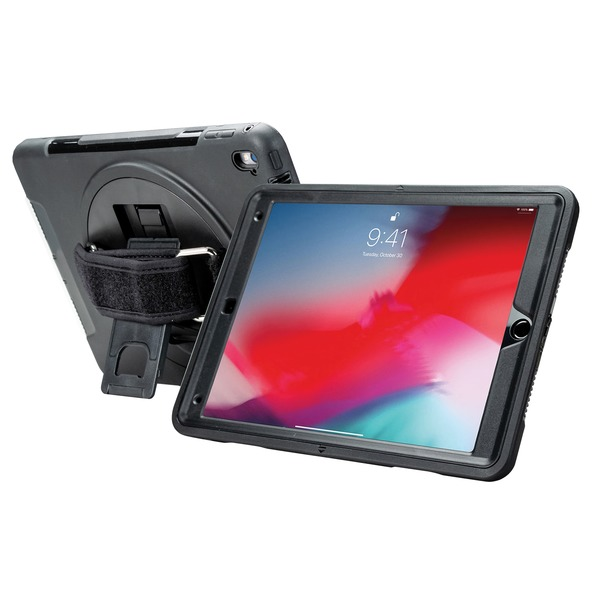 Cta Digital Protective Case With Built-in 360deg Rotatable Grip