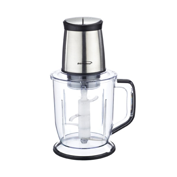 Brentwood Appliances 300-watt 4-blade 6.5-cup Food Processor