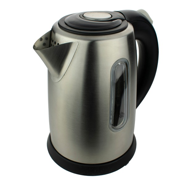 Brentwood Appliances 1-liter Stainless Steel Cordless Electric K