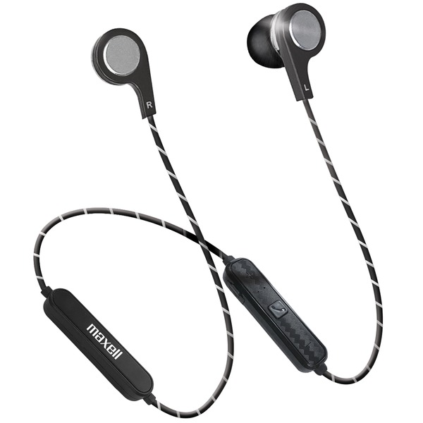 Maxell Bass 13 Wireless Bluetooth Earbuds (metallic)