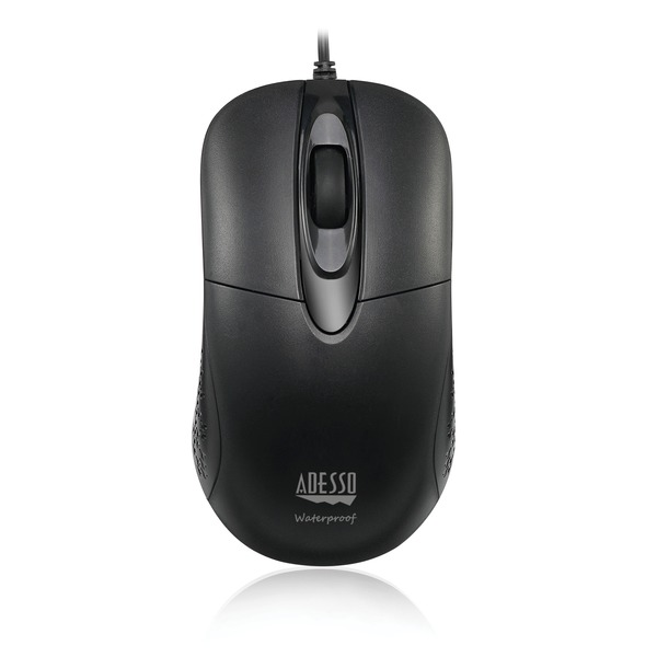 Adesso Imouse W4 Anti-microbial Waterproof Optical Usb Mouse