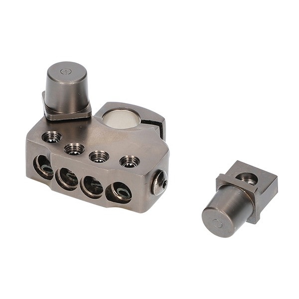 Metra 1 And 0 To 10-gauge 8-position Battery Terminal