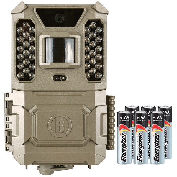 Bushnell 24.0-megapixel Core Prime Low Glow Trail Camera With Ba