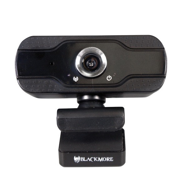 Blackmore Pro Audio Usb 1080p Webcam With Built-in Microphone