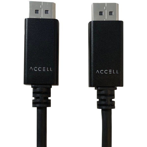 Accell Displayport To Displayport 1.4 Cable, 6.6 Feet