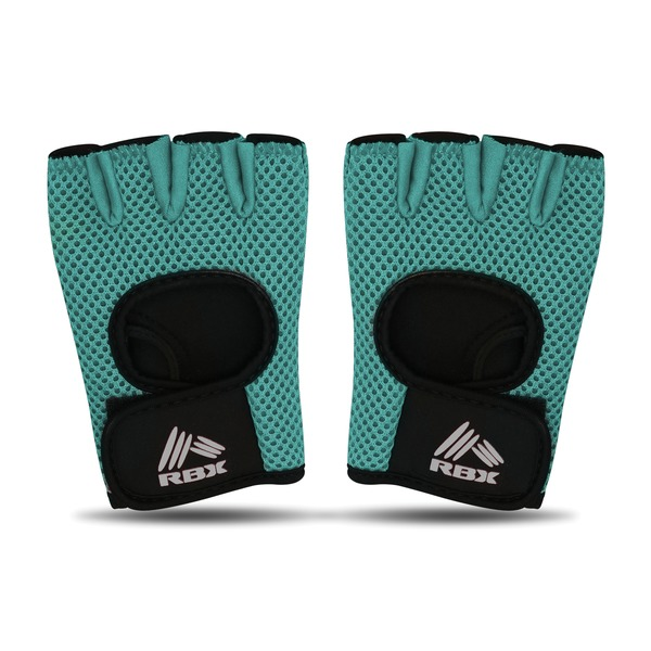 Rbx Small Fitness Gloves, Pair (jaded)