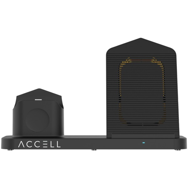 Accell 3-in-1 Fast-wireless Wireless Charging Station For Iphone