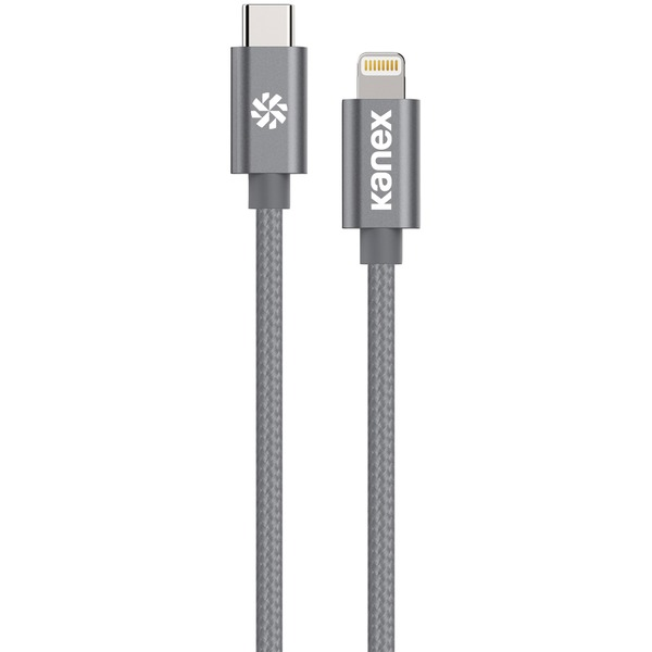 Kanex Premium Durabraid Usb-c To Lightning Cable, 4 Feet (sp