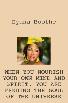 When you nourish your own mind and spirit, you are feeding the S