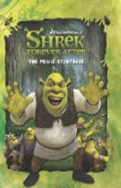 The Movie Storybook (Shrek Forever After)