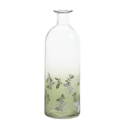 Apothecary Style Glass Bottle Medium