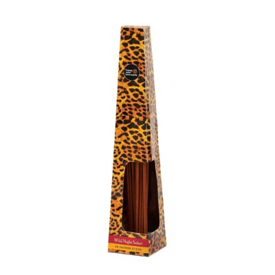 Wild Night Safari Incense Set