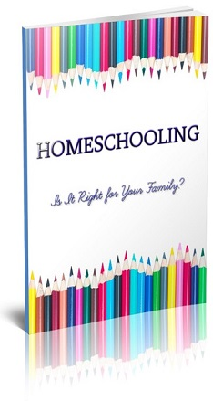 Homeschooling. Is it Right for Your Family?
