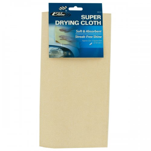 6 Pk Absorbent Auto Drying Cloth