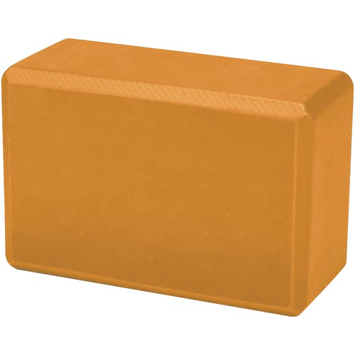 Vivi Life Yoga Block (orange)