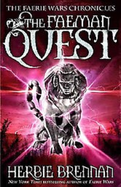The Faeman Quest (The Faerie Wars Chronicles)